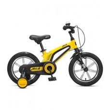 """Велосипед спортивный детский Montasen M-F800 Yellow 16"""""""