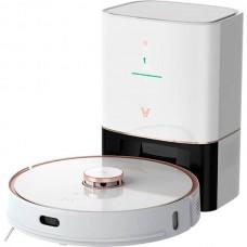 Робот пылесос с влажной уборкой Viomi S9 White