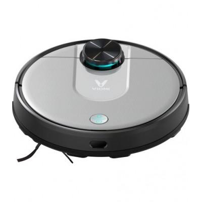 Робот-пылесос с влажной уборкой Viomi Cleaning Robot V2 Pro Black (V-RVCLM21B)