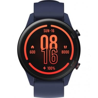 ⇨ Умные часы | Смарт-часы Xiaomi Mi Watch Navy Blue в интернет-магазине електроники ▻ ONETECHNO ◅