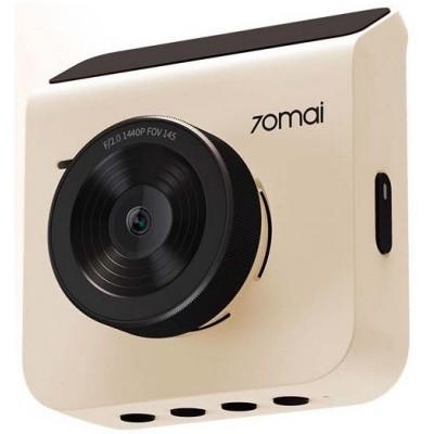 Автомобильный видеорегистратор Xiaomi 70mai Dash Cam A400 Ivory