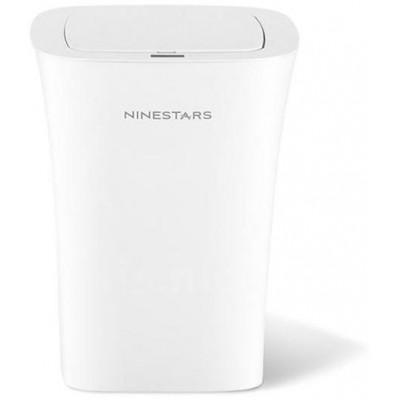 ⇨ Умные гаджеты | Умная корзина Xiaomi Ninestars Waterproof Induction Trash White (DZT-10-11S) в интернет-магазине електроники ▻ ONETECHNO ◅