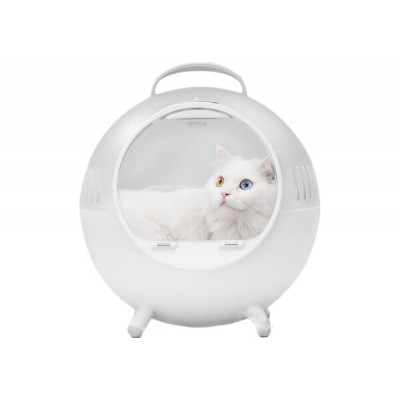 ⇨ Умные гаджеты | Домик с подушкой для кота FURRYTAIL white в интернет-магазине електроники ▻ ONETECHNO ◅