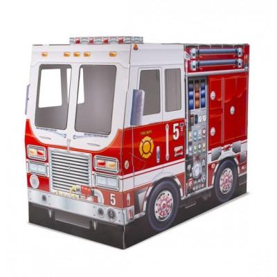 Картонна ігрова пожежна машина Melissa&Doug (MD5511)