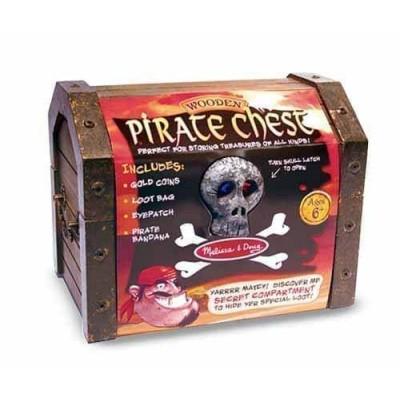 Дерев'яна піратська скриня Melissa&Doug (MD2576)