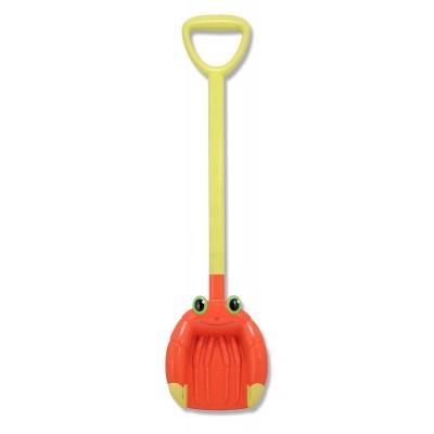 Велика пластикова лопата