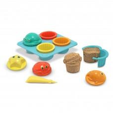 Пісочні форми для кексів Melissa&Doug (MD6431)