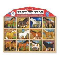 Стайня - фігурки коней Melissa&Doug (MD10592)