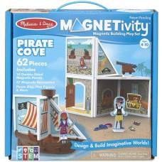 """Ігровий магнітний набір """"Піратська бухта"""" Melissa&Doug (MD30664)"""