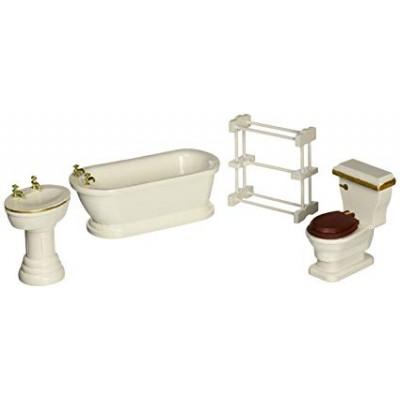 Меблі для ванної кімнати Вікторіанського будиночка Melissa&Doug (MD2584)