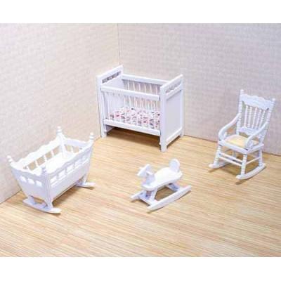 Меблі для дитячої кімнати Вікторіанського будиночка Melissa&Doug (MD2585)