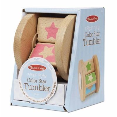 Дерев'яна крутилка для малюків