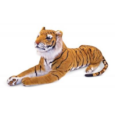 Гігантський плюшевий тигр, 1,8 м Melissa&Doug (MD12103)