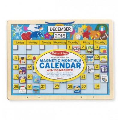 Вічний магнітний календар Melissa&Doug (MD5058)