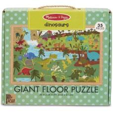 "Пазл ""Динозавры"", 35 ел. Melissa&Doug (MD31370)"
