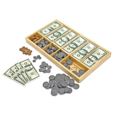 Класичний набір іграшкових грошей Melissa&Doug (MD1273)