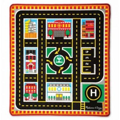 Ігровий килимок з машинками