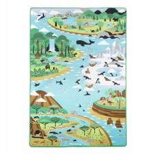 Игровой коврик с животными Путешествие по миру Melissa&Doug (MD15192)