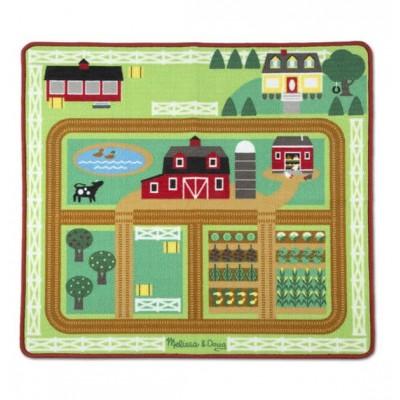 Ігровий килимок з тваринами
