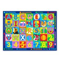 Игровий коврик Английский алфавит Melissa&Doug (MD15193)