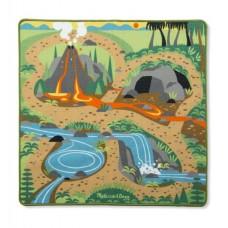 Игровой коврик з динозаврами Melissa&Doug (MD19427)