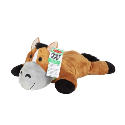 Плюшевий кінь / подушка, 70 см Melissa&Doug (MD30702)