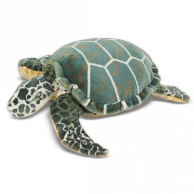 Морська плюшева черепаха Melissa&Doug (MD12127)