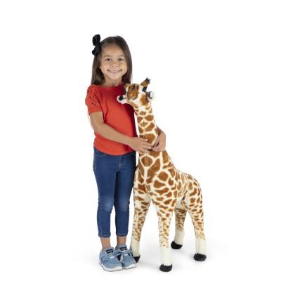 Дитинча величезного плюшевого жирафа Melissa&Doug (MD30431)