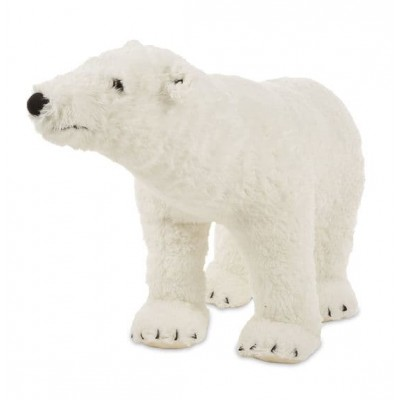 Величезний плюшевий полярний ведмідь, 91 см Melissa&Doug (MD8803)