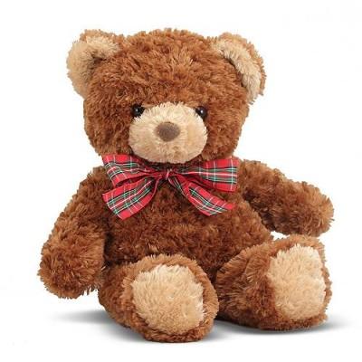 Маленький плюшевий ведмедик Тарасик Melissa&Doug (MD7743)