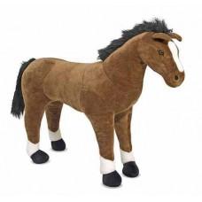 Гігантський плюшевий кінь, 1 м Melissa&Doug (MD12105)