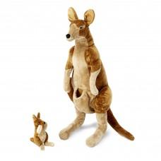 Плюшеві мама і дитина кенгуру Melissa&Doug (MD8834)