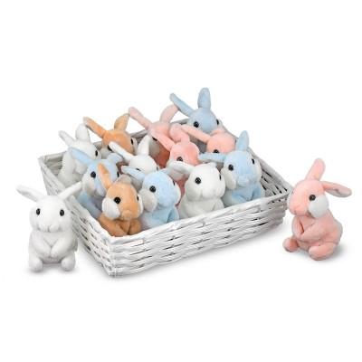 Плюшеві кролики-малюки стрибунці Melissa&Doug (MD7675)