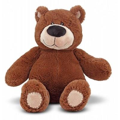 Плюшевий ведмедик БонБон, 37 см Melissa&Doug (MD7725)