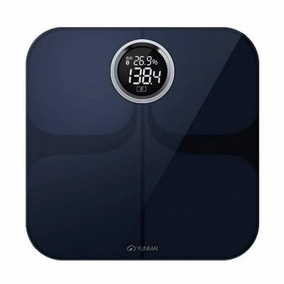⇨ Товары для дома | YUNMAI Premium Smart Scale Black (M1301-BK) в интернет-магазине електроники ▻ ONETECHNO ◅