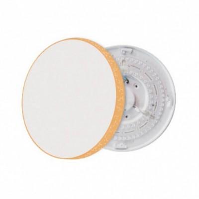 ⇨ Товары для дома | Потолочный светильник Yeelight LED Smart Flamia Ceiling Light 450mm 24W 2700-6000К Gold YLXD29YL (YLXD2901CN) в интернет-магазине електроники ▻ ONETECHNO ◅