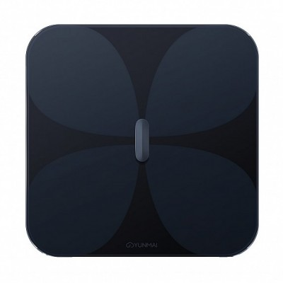 ⇨ Товары для дома | YUNMAI PRO Smart Scale Black (M1806CH-BK) в интернет-магазине електроники ▻ ONETECHNO ◅