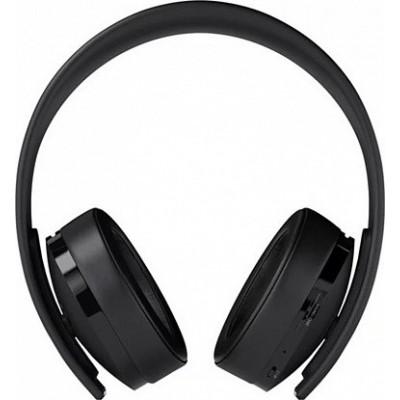 ⇨ Товары для дома | Компьютерная гарнитура Sony PS4 Gold Wireless Headset Black (9960102)  в интернет-магазине електроники ▻ ONETECHNO ◅