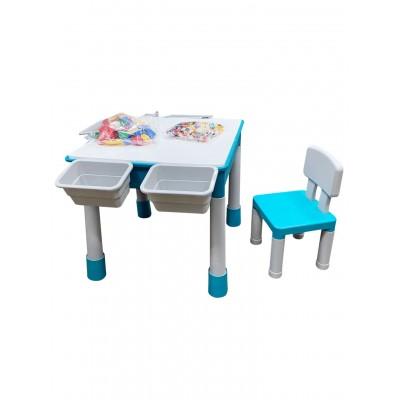 ⇨ Столы для творчества | Стол для ЛЕГО и творчества (16OT) в интернет-магазине електроники ▻ ONETECHNO ◅
