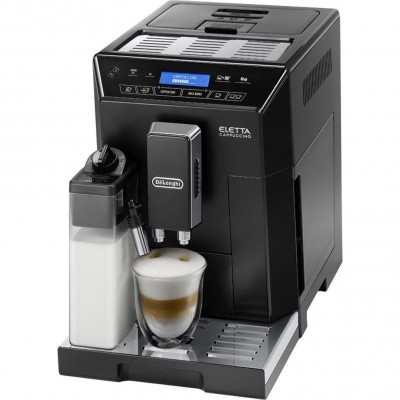 ⇨ Кофеварки и кофемашины   Кофемашина DeLonghi ECAM 44.660.B Eletta Cappuccino в интернет-магазине електроники ▻ ONETECHNO ◅
