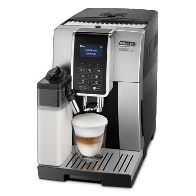 ⇨ Кофеварки и кофемашины | Кофемашина DeLonghi ECAM 350.55 SB в интернет-магазине електроники ▻ ONETECHNO ◅