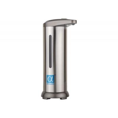 ⇨ Товары для дома | Бесконтактный автоматический дозатор для жидкого мыла и антисептика AHealth FK-SD01 Silver в интернет-магазине електроники ▻ ONETECHNO ◅