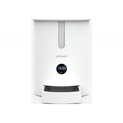 ⇨ Товары для дома | Кормушка для домашних животных PetWant 2.8L F3 LED White в интернет-магазине електроники ▻ ONETECHNO ◅